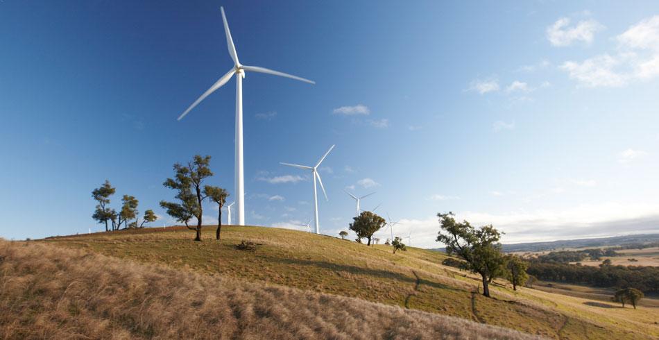 Gunning Wind Farm
