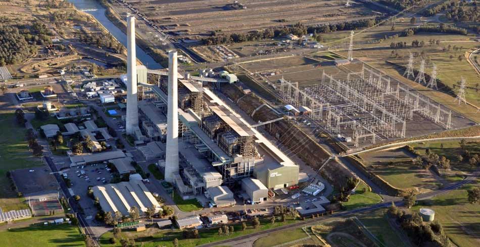 gas, AGL's Liddell Power Station
