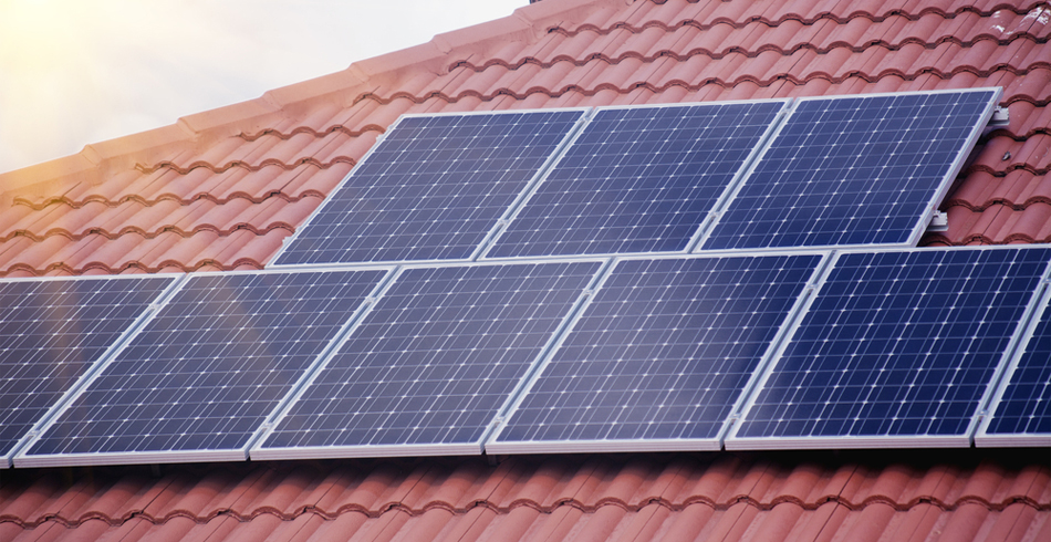 solar panels, DEBS, home battery, grid, rooftop solar