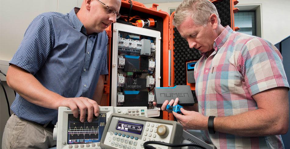 Appliance fingerprint technology