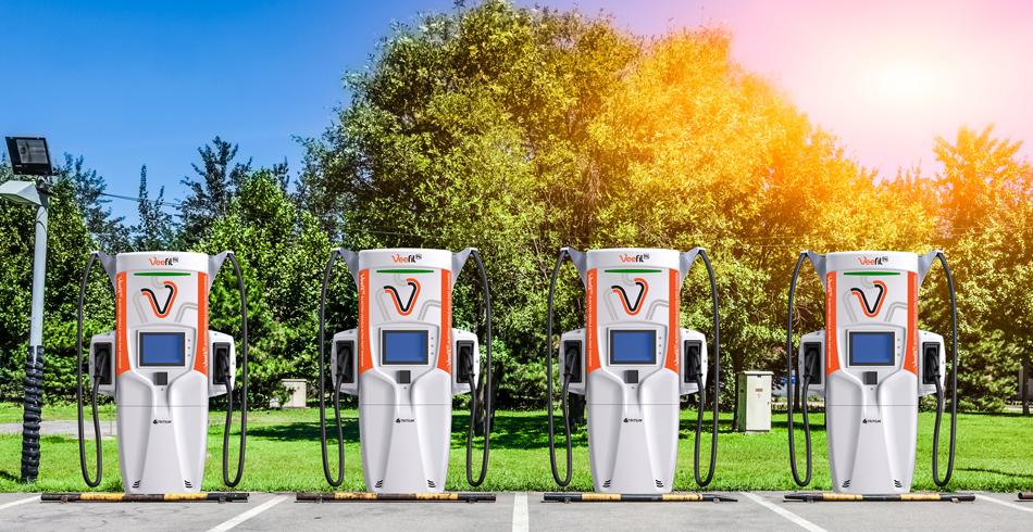 uptake of EVs, Tritium, fast charging