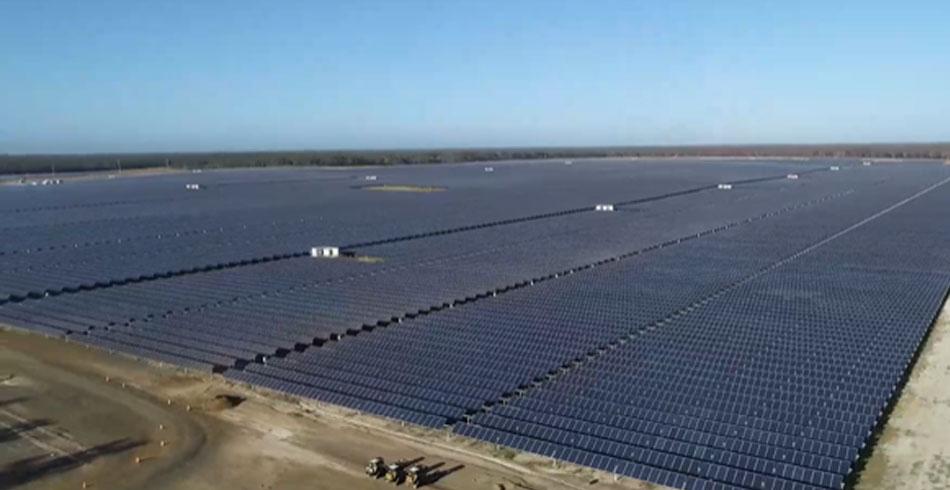 Susan River Solar Farm