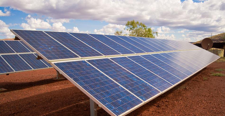 SAPS solar, barcaldine renewable energy hub