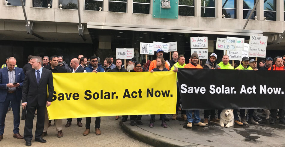 solar homes scheme