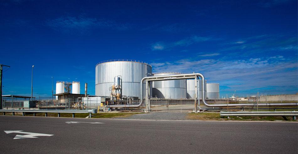 domestic fuel supply storage