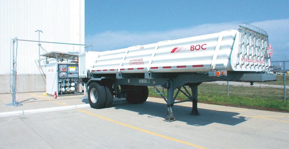 BOC, AGIG, hydrogen plant