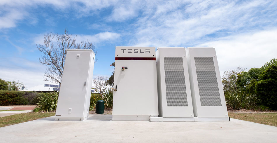 tesla, western power, battery, ausgrid