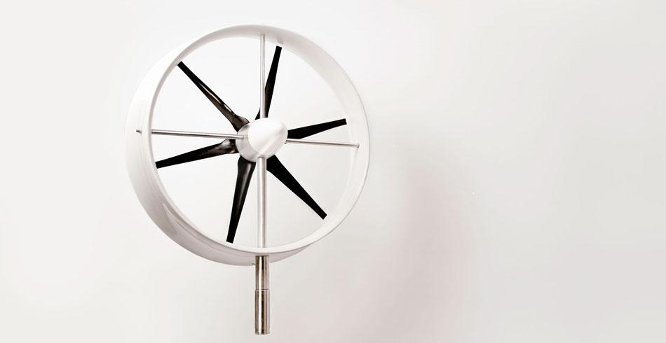 The Diffuse Energy turbine